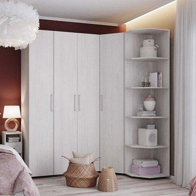 !Глазов мебель - одна из лучших в России. Заказывайте — Угловые шкафы — Мебель