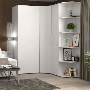 Монако 156 (спальня) Шкаф угловой
