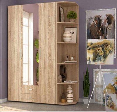 Классический и современный стиль. Мебель для каждого! — Шкафы распашные — Мебель