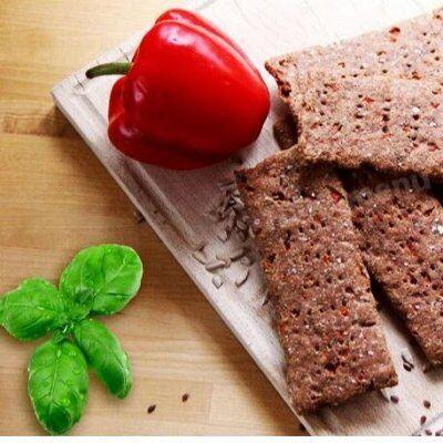 • Сибирские органические продукты • Новые супердобавки•   — Хлебные изделия — Хлебцы