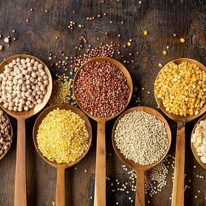 • Сибирские органические продукты • Новые супердобавки•    — Бобовые и зерновые — Бакалея