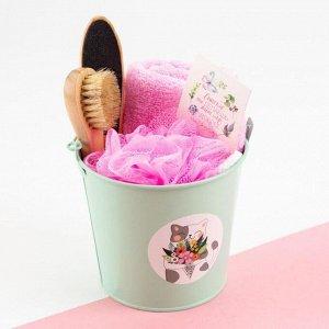 """Набор подарочный """"Для тебя"""" полотенце и акс"""