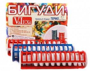 """Термобигуди """"Спиральные"""" d 30 mm VaLexa Большие 3 шт/уп"""