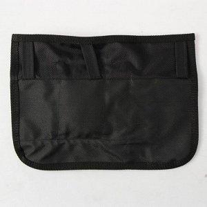 Поясная сумка для работы в саду, 5 карманов