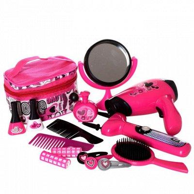 ВЕЛОСИПЕДЫ🌠ИГРУШКИ❋Большой ассортимент❋Быстрая доставка  — Наборы модницы, парикмахера — Игровые наборы