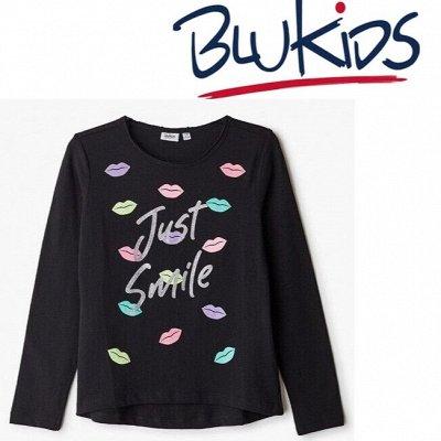 Blu*kids Италия Куртки для мальчиков — Девочки 134-170 — Для девочек