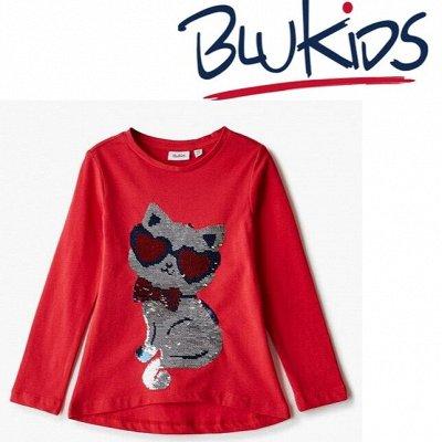 Blu*kids Италия Куртки для мальчиков — Новинки девочки 92-128 — Для девочек