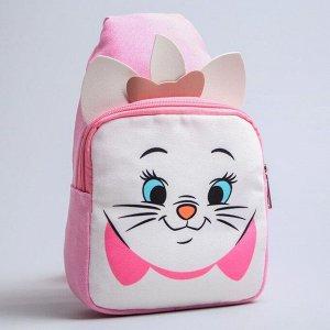 Рюкзак детский через плечо, Коты аристократы