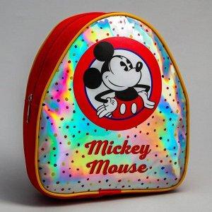 """Рюкзак детский через плечо """"Miсkey Mouse"""" Микки Маус"""