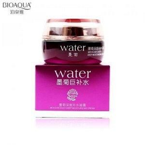 Укрепляющий Крем С Экстрактом Хризантемы BioAqua Water 50 g