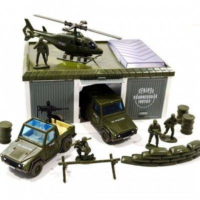 ВЕЛОСИПЕДЫ🌠ИГРУШКИ❋Большой ассортимент❋Быстрая доставка  — Военные базы и солдатики — Игровые наборы