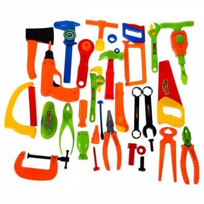 ВЕЛОСИПЕДЫ🌠ИГРУШКИ❋Большой ассортимент❋Быстрая доставка  — Наборы инструментов — Игровые наборы