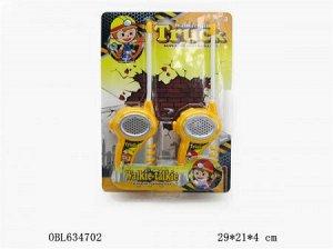 Игрушечные рации OBL634702 TD-49