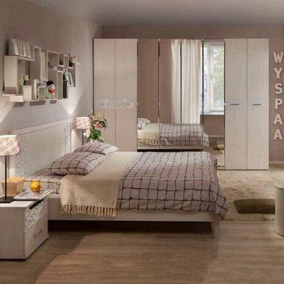 Классический и современный стиль. Мебель для каждого! — Спальня WYSPAA (Бодега Светлый) — Гарнитуры