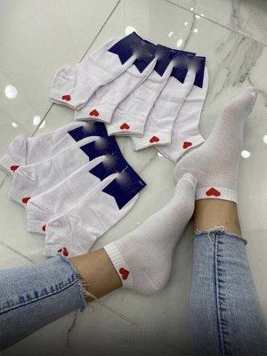 Отличные женские носки
