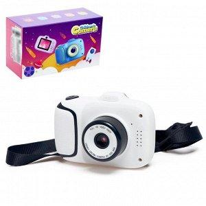 Детский фотоаппарат «Яркие моменты», цвета МИКС
