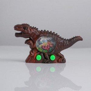 Водная игра «Динозавр», цвета МИКС