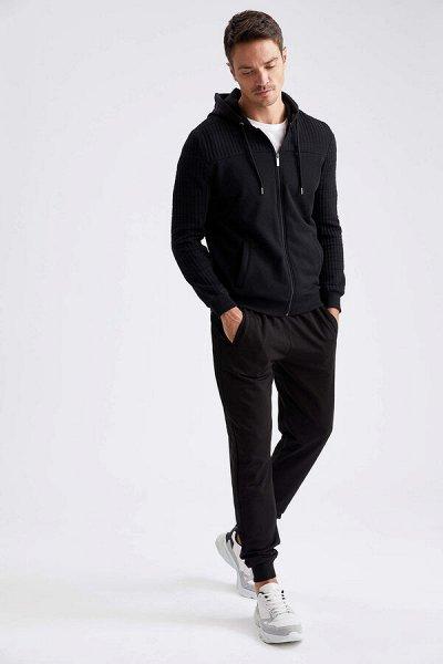 DEFACTO -рубашки, футболки, поло, брюки, платья — Брюки, джинсы мужские — Брюки
