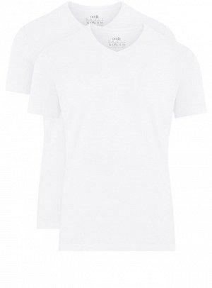 Комплект из двух базовых футболок