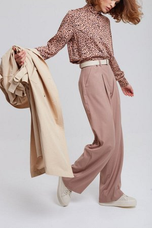 Комплект:  блузка +  брюки  2468