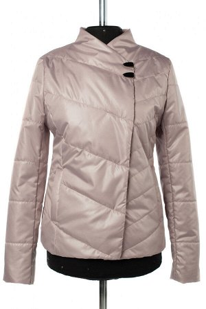 04-2766 Куртка демисезонная University (синтепон 100) Плащевка светло-розовый