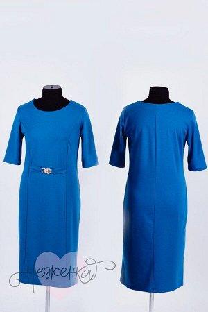 Платье П 415 (морская волна)