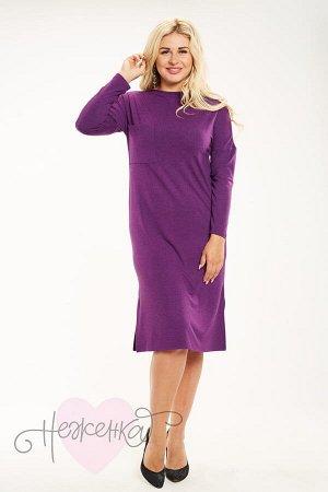 Платье П 604/1 (фиолетовый)