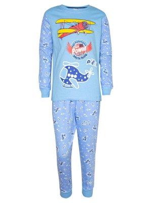 Пижама для мальчиков арт. М 187-11
