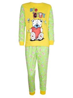 Пижама для мальчиков арт. М 187-12