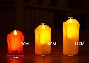 Набор светодиодных свеч.