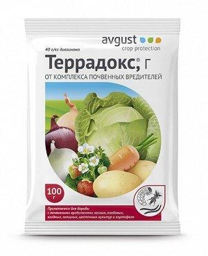 Х Террадокс 100гр от комплекса почвенных вредителей 1/70