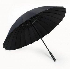 Зонт трость. Цвет чёрный