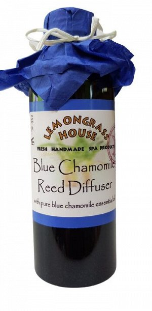 Диффузор с палочками «Голубая ромашка» Lemongrass House 250 мл