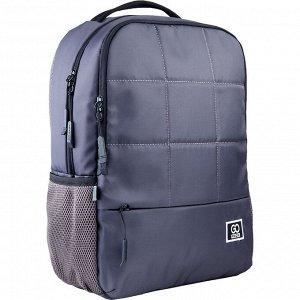 Рюкзак GoPack Сity 164 серый