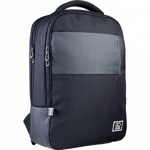 Рюкзак GoPack Сity GO21-153L-2 черный