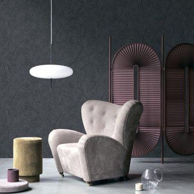 Дизайнерские обои из салонов города 💥  — Обои Rozetta Bernardo Bartolucci 1,06х10м — Отделка для стен и потолков