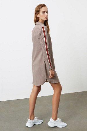 Платье %85 Polyester %15 Elastan,  Omuzdan Boy: 90 cm