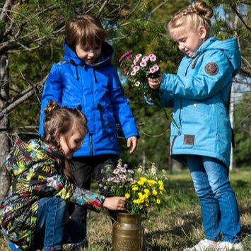 Китенок детям! Идеальная основа позитивного гардероба — Куртки, ветровки, брюки — Унисекс