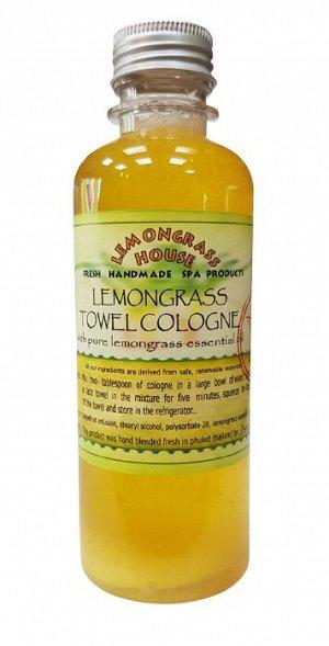 Одеколон для полотенец и белья «Лемонграсс» Lemongrass House 250 мл