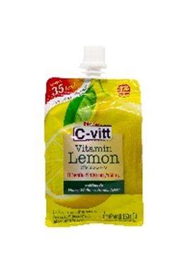 """Jele C-Vitt  """"Lemon""""                    Желе витаминизированное со вкусом лимона"""