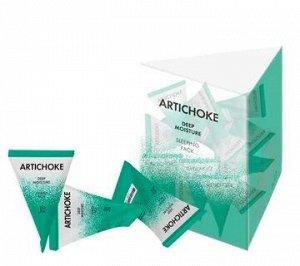 [J:ON] АРТИШОК НАБОР Маска для лица Artichoke Deep Moisture Sleeping Pack