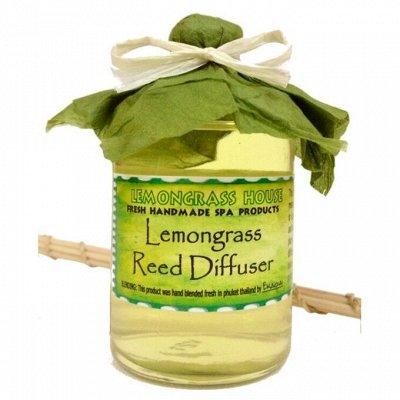 🍃 Lemongrass House Получили скрабы, кремы и пилинги — Диффузоры