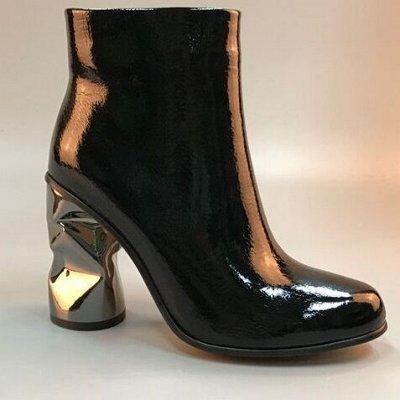 Обувь для мужчин и женщин плюс остатки склада. Наличие — Сапоги, ботильоны, ботинки PU