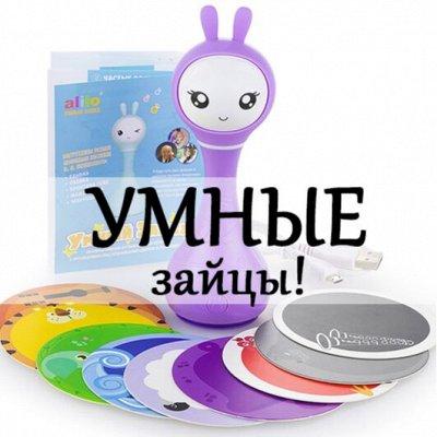 ЛУЧшие товары для детского творчества! — Умные зайчики Alilo — Интерактивные игрушки