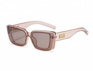 Женские солнцезащитные поляризованные очки в защитном чехле, массивная оправа