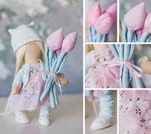 Интерьерная кукла «Марта», набор для шитья, 18*22.5*3 см