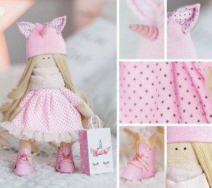 Интерьерная кукла «Корни», набор для шитья, 18.9*22.5*2.5 см