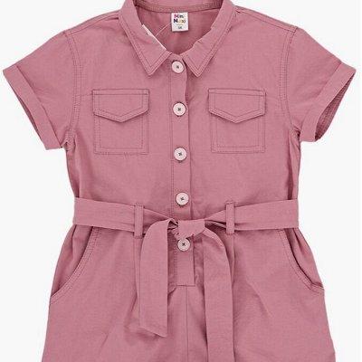 MINI MAXI: Отшили наряды/Полный ассортимент  — Для девочек/Комбинезоны — Для девочек