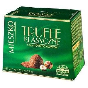 Конфеты MIESZKO CLASSIC TRUFFLES cо вкусом ореха 175 г
