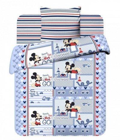 Яркие и красочные комплекты постельного белья — КПБ Ясельное Беби